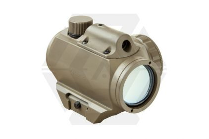 NCS Micro Green Dot Sight with Integrated Red Laser (Tan) © Copyright Zero One Airsoft