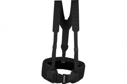 Viper Laser MOLLE Skeleton Harness System (Black)