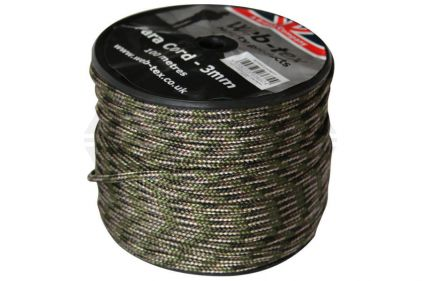 Web-Tex 100m ParaCord Reel (MTP) © Copyright Zero One Airsoft