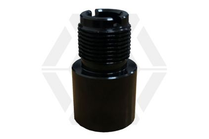 ZCA CW to CCW Adapter for 14mm Outer Barrel Thread © Copyright Zero One Airsoft