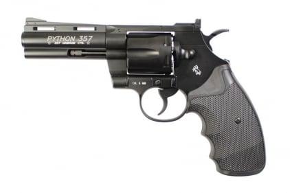 Cybergun CO2 Colt Python 4 Inch Revolver © Copyright Zero One Airsoft