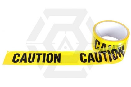 "101 Inc Barrier Tape 48mm x 30m ""Caution"""