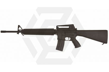 A&K AEG M16A3 (Black) © Copyright Zero One Airsoft