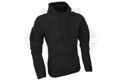 Viper Fleece Hoodie (Black) - Size Extra Extra Large