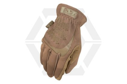 Mechanix Covert Fast Fit Gen2 Gloves (Coyote) - Size Small © Copyright Zero One Airsoft
