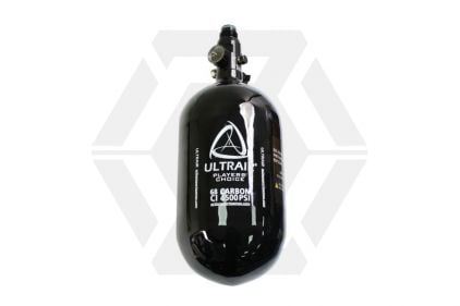 ASG Ultrair 1.1L/68ci 4500psi Carbon HPA Tank with Regulator © Copyright Zero One Airsoft