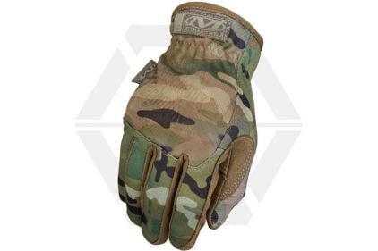 Mechanix Covert Fast Fit Gloves (MultiCam) - Size Large