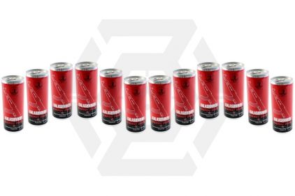 Kalashnikov Energy Drink Pack of 12 (Bundle)