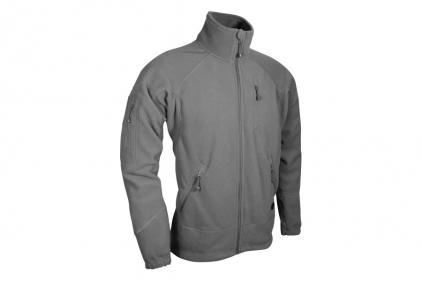 Viper Special Ops Fleece Jacket Titanium (Grey) - Size Medium