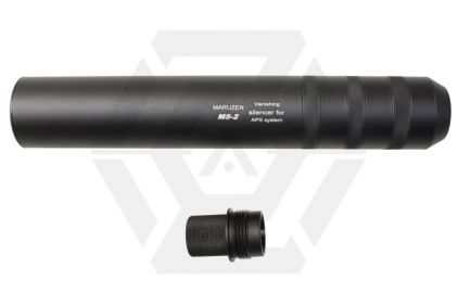 Maruzen Vanishing Silencer 14mm CW with Adaptor for Type 96