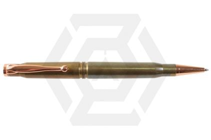 Caliber Gourmet Bullet Ball Point Pen