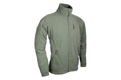 Viper Special Ops Fleece Jacket (Olive) - Size Medium