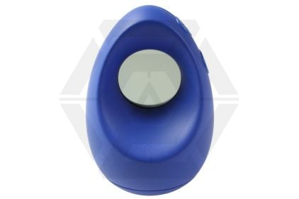 *Clearance* Wobble Clock (Blue)