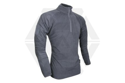 Viper Elite Mid-Layer Fleece Titanium (Grey) - Size Small