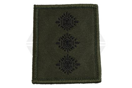 Helmet Rank Patch - Captain (Subdued)