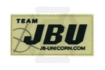 JBU Velcro PVC Patch (Tan)