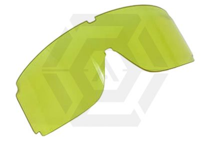 Guarder Spare Lens for '800' Goggles (Yellow) © Copyright Zero One Airsoft