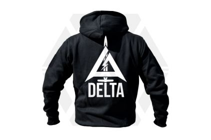 Daft Donkey Special Edition NAF 2018 'Delta' Viper Zipped Hoodie (Black)