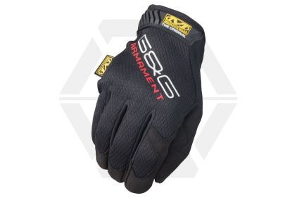 G&G Mechanix Gloves (Black) - Size Medium