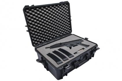 ASG Field Case for Scorpion EVO with Custom Foam Inlay