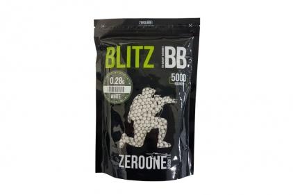 Zero One Blitz BB 0.28g 5000rds (White) © Copyright Zero One Airsoft