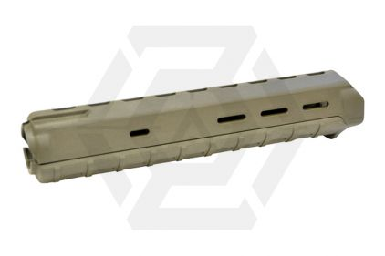 MagPul PTS MOE Hand Guard Rifle Length (Olive Drab)
