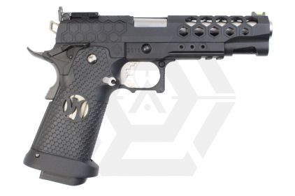 Armorer Works GBB GAS/CO2 DualFuel Hi-Capa HX25 (Black)