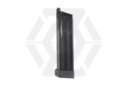WE GBB Mag for Hi-Capa 5.1 28rds © Copyright Zero One Airsoft