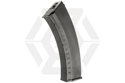 G&G AEG Mag for AK 600rds (74 Type) (Black)