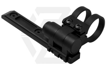 "NCS Extended 1"" Flashlight Mount for M-Lok"