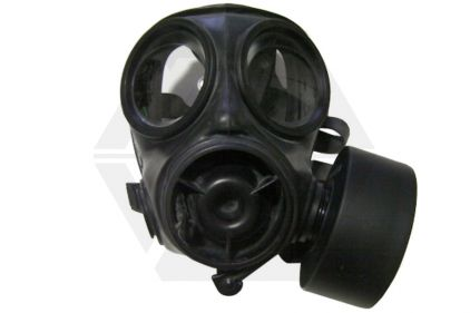 British S10 Respirator with Cartridge Grade 1 - Size 3/Small