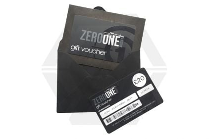 Gift Voucher for £20 © Copyright Zero One Airsoft