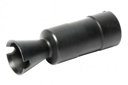 G&G Flash Suppressor 22mm CCW Spetsnaz Style