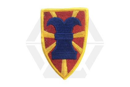 "*Clearance* Misc Fabric Patch ""Guard Tower"""