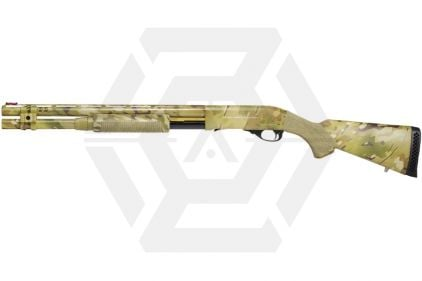 APS CO2 CAM870 MKII Salient Arms International Licensed Shotgun (MultiCam)