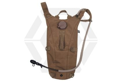 MFH Hydration Backpack 2.5L (Coyote Tan) © Copyright Zero One Airsoft
