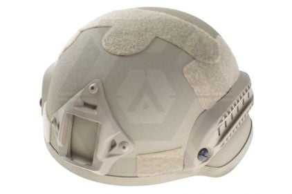 MFH ABS MICH 2002 Helmet (Coyote Tan) © Copyright Zero One Airsoft