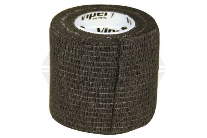 Viper TacWrap Tape 50mm x 4.5m (Black)