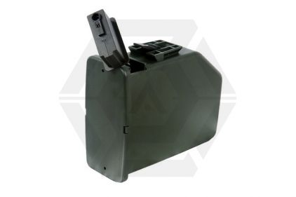 A&K Box Mag for M249 2500rds © Copyright Zero One Airsoft