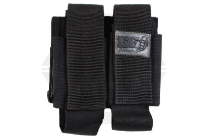 Enola Gaye MOLLE Deuce Pouch for 40mm Grenades (Black) © Copyright Zero One Airsoft