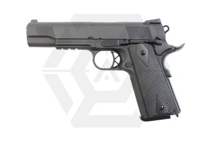 WE GBB 1911R (Black) © Copyright Zero One Airsoft