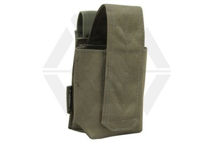 Viper MOLLE Grenade Pouch (Olive) © Copyright Zero One Airsoft