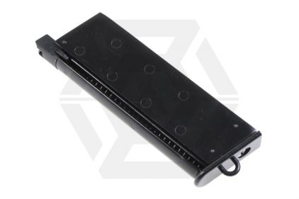 WE GBB Mag for TT-33 14rds (Black)