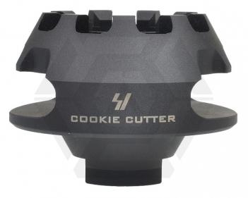 Strike Industries Cookie Cutter Flash Hider 14mm CCW