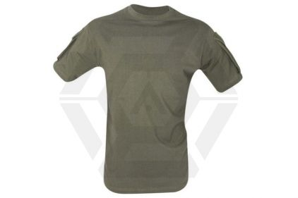Viper Tactical T-Shirt (Olive) - Size Small