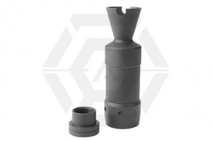 G&G Flash Suppressor 14mm CW/CCW AKS 74U Style