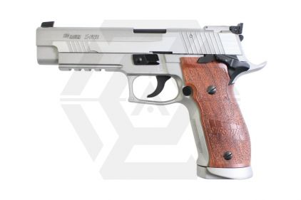 Cybergun GBB CO2 Sig Sauer X-FIVE (Silver)