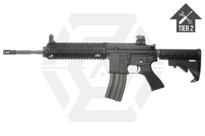 WE GBB T416 (Black) with Tier 2 Upgrades (Bundle)