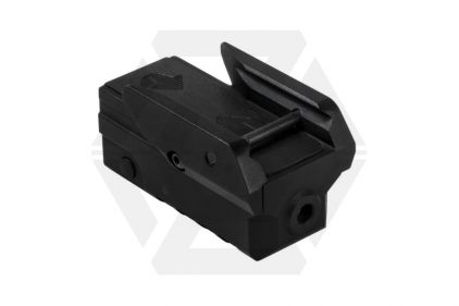 NCS Compact Blue Laser for RIS Rails & Pistols with Strobe