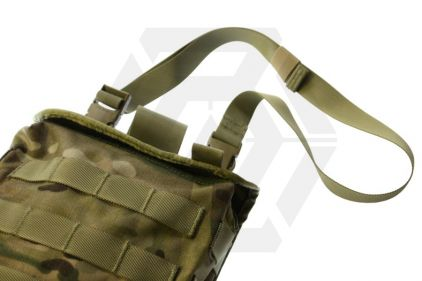 RJL Grab or Drop Leg Dump Pouch with MOLLE (MultiCam)